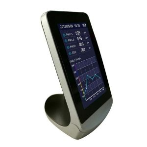 máy đo không khí để bàn